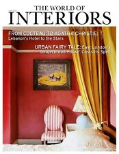 THE WORLD OF INTERIORS June 2015 Edward Hurst ARTS & ANTIQUES Peacock Room @NEW@