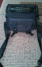SAMSONITE PADDED CAMERA CASE/BAG WITH INNER AND OUTER POCKETS