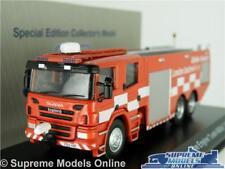 SCANIA DC13 FIRE ENGINE MODEL LORRY EDDIE STOBART 1:76 ATLAS 4664116 MILLIE K8