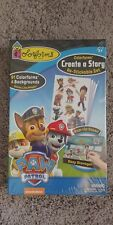 Colorforms Paw Patrol Create a Story Magnet & Felt Playboard Toy Playboard