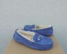 UGG FLORENCIA NOCTURN BLING SUEDE/ WOOL MOCCASIN SLIPPERS, US 11/ EUR 42 ~NIB