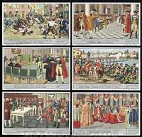 FIGURINE LIEBIG - S 1722 - UNIFICATO N° 1720 - STORIA D'ITALIA 18°
