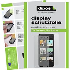 2x dipos Amazon Fire Phone screen protector protection guard anti glare