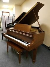 "Kawai KG2 5'10"" Walnut Baby Grand Piano KG-2 Mfg 1971 in Japan Very Clean!"