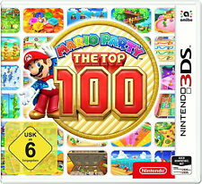 Mario Party Top 100 (New Nintendo 3DS, 2017)