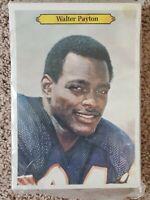 1980 TOPPS FOOTBALL GIANT PHOTOS NFL SET OF 30 CARDS PAYTON BRADSHAW RARE