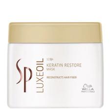Wella LUXEOIL Keratin Hair Mask 400 ml