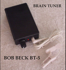 BOB BECK BRAIN TUNER Model  BT-5   with Low Battery LED indicator