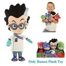 PJ Masks Plush Romeo Toy Soft & Cuddly Kids TV Character 8 Inch Play Doll Figure