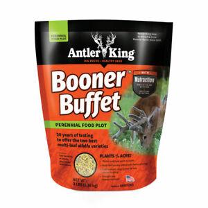 Antler King Booner Buffet Perennial Food Plot Seed 3lbs