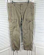 Men's Levi Strauss Pants Size 36x30 Khaki