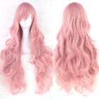 Sexy Women's Fashion Wavy Curly Long Hair Full Wigs Cosplay Party Wig