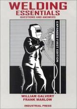 WELDING ESSENTIALS QUESTIONS AND ANSWERS By Marlow Frank B