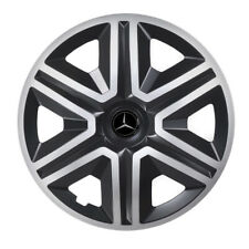 "4x16"" Wheel trims wheel covers fit Mercedes Vito 16"" black silver"