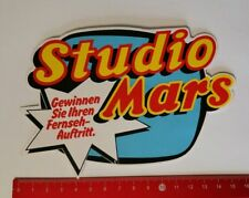 Aufkleber/Sticker: Studio Mars (130417107)