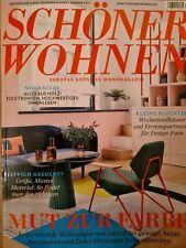 Schöner Wohnen Nr. 2 Februar 2021 Zeitschrift Wohnmagazin Homing
