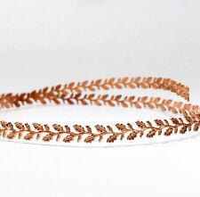 24 Inch (61cm)x 4.6mm Width Copper Strip Gallery Decorative Ribbon Pattern wire