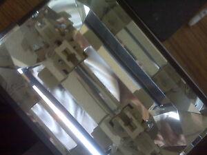 Metal Halide Hood 250 Watt For Double Ended Bulb Aquarium Lighting From PFO New!
