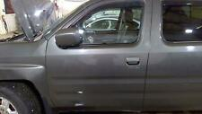 HONDA OEM 06-14 Ridgeline Rear Door-Weatherstrip Seal Left 72850SJCA01