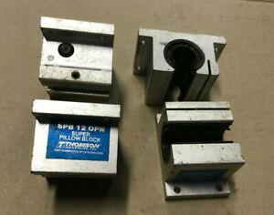 4 Linearschlitten Linearlager Thomson SPB12OPN