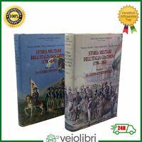 militaria STORIA MILITARE DELL'ITALIA GIACOBINA Guerra Continentale Peninsulare