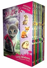 Magic Animal Friends Collection Daisy Meadows 8 Books Set Poppy, Lucy, Molly PB