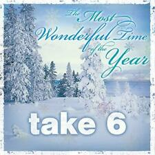 Take 6 - The Most Wonderful Time Of The Year (NEW CD)