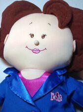 "Rosie O'Doll O'Donnell Plush Talking Celebrity Toy Doll 1997 19"""