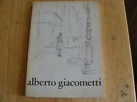 """Alberto Giacometti"" by Peter Selz"