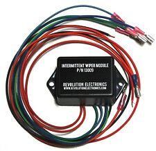 Intermittent Wiper Module - GM.  Intermittent wipers for your 60's car or truck.