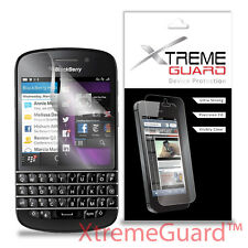 NEW XtremeGuard Clear LCD Screen Protector Shield Skin For BlackBerry Q10