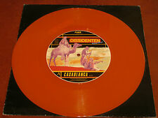 "DISSIDENTEN Fata morgana+Casablanca- 12""-limited vinile color arancione"
