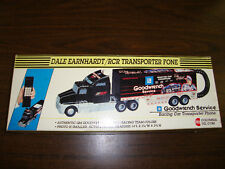 Dale Earnhardt---RCR Transporter Fone---Flash/Redial/Tone/Pulse/Jack/Cord---14""