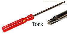 T8 Schraubendreher zum PS3 Slim Öffnen Werkzeug - Torx 8 Schraubenzieher - rot