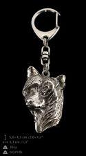 Chinesische Schopfhund Schlüsselanhänger ART-DOG, Limited Edition