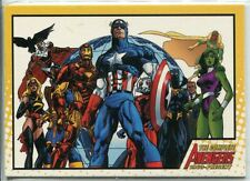 The Complete Avengers Promo Card SD06