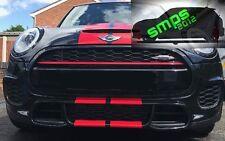 MINI F56, F55 Griglia Anteriore Nero Lucido Cover, Cooper S, JCW De-Chrome UK Venditore