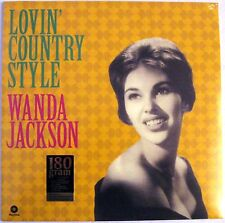 Wanda Jackson - Lovin' Country Style LP - 2016 - Germany - 180 Gram - NEW