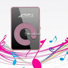 p Mini USB MP3 Musik Media Player Micro SD TF-Karte up to 16GB Farben Pink DL0