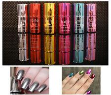 Chrom Metallic Effekt Nagellack Spiegel 12 Farben Mirror Glanz Nail Neon