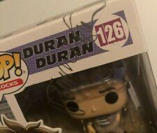 More details for simon lebon  --  hand signed funko pop  --  duran duran   --  autographed