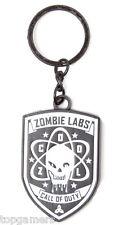 Call of Duty Black Ops III - Zombies - Metall Schlüsselanhänger - metal keychain