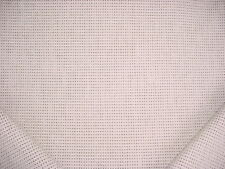 8+Y KRAVET 31923 VANNERIE CACAO COTTON LINEN ETHNIC WEAVE UPHOLSTERY FABRIC