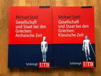 M. Stahl: Gesellschaft und Staat bei den Griechen Archaische & Klassische Zeit