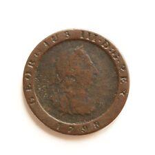 1798 Isle Of Man Half-Penny SNo48229