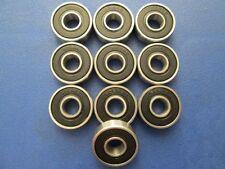 10 Pièce 608 2RS Roulement à Bille, Roulements à Billes (8x22x7 mm)