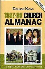 Deseret News 1997-98 Church Almanac (The Church of