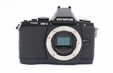 Olympus OM-D E-M5 16.1 MP Digital Camera Black (Body Only)