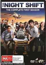 The Night Shift : COMPLETE Season 1 : NEW DVD