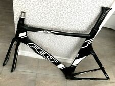 Felt B16 Full Carbon Road Bike Frame Set Air Foil 56cm for 700c wheels.